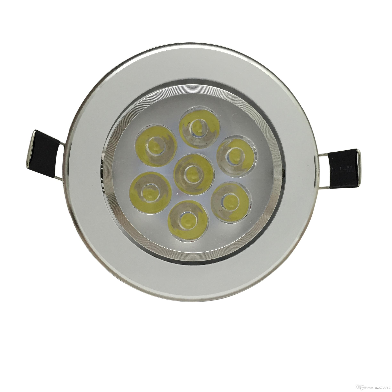Concealed ceiling indoor lighting led downlight 7w warm - Concealed led ceiling lights ...