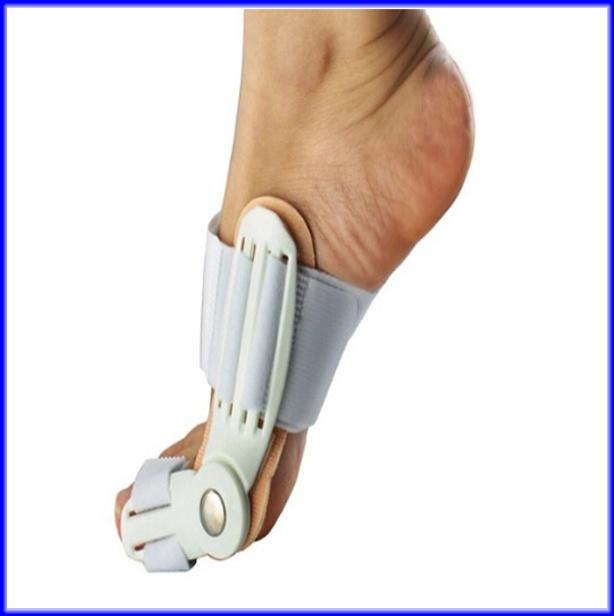 Day And Night Hallux Valgus Orthopedic Big Toe Separator Thumb Bunion Orthotics Corrector 50pcs By DHL