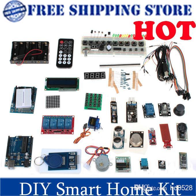 Best diy arduino smart home kit bluetooth wireless remote