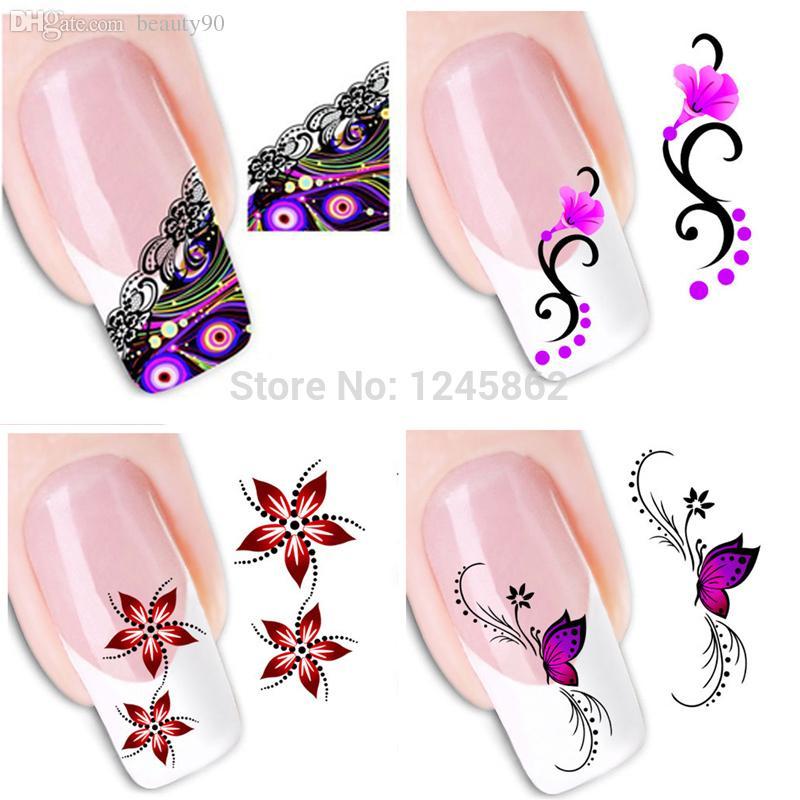 Рисунки украшение на ногтях