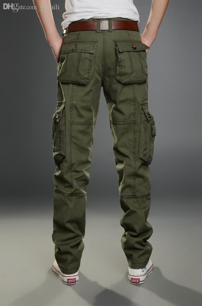 Online Cheap Wholesale Camping/Hiking Denim Pants Big Size 28 38 ...