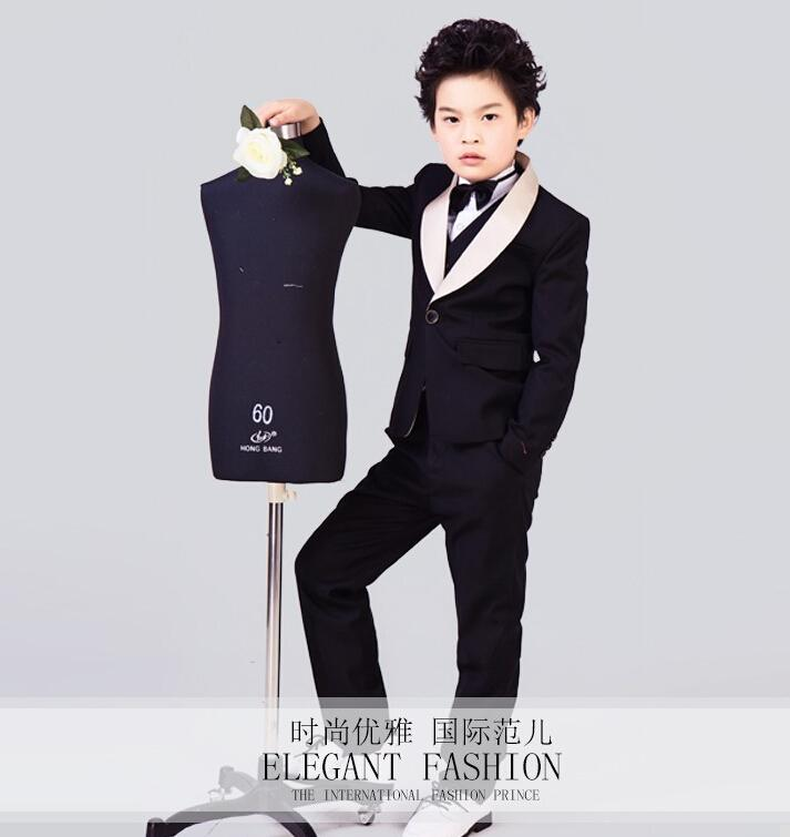 2015 Fashion Baby Boys Suits Boys Flower Girl Dress Suits For ...