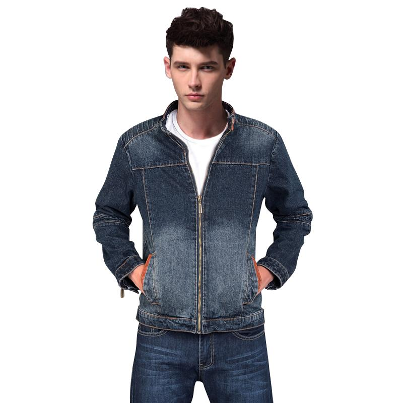 2015 New Arrival Autumn Denim Jacket Men Fashion Hoodies Men ...