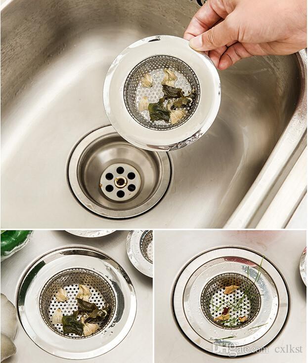 ... Sink Mesh Strainer Basin Drain Garbage Disposal Brand New Good Quality