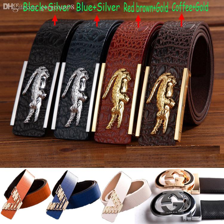 Wholesale Mens Belts Luxury Rushed Special Offer Animal