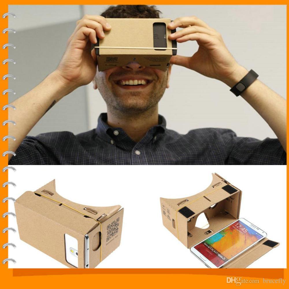 Очки виртуальной реальности своими руками для компьютера 49