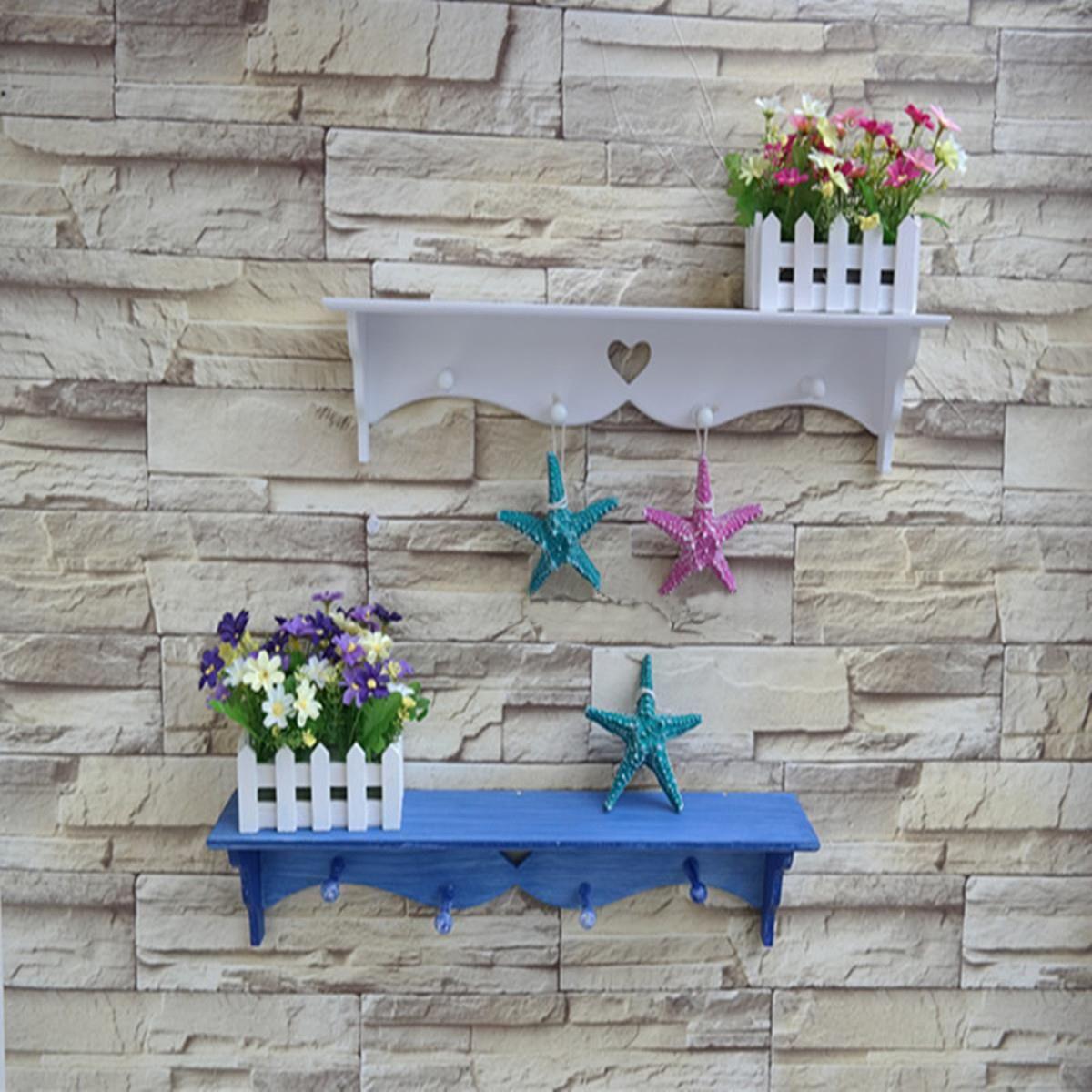 Europe Style Decorative Wall Shelves
