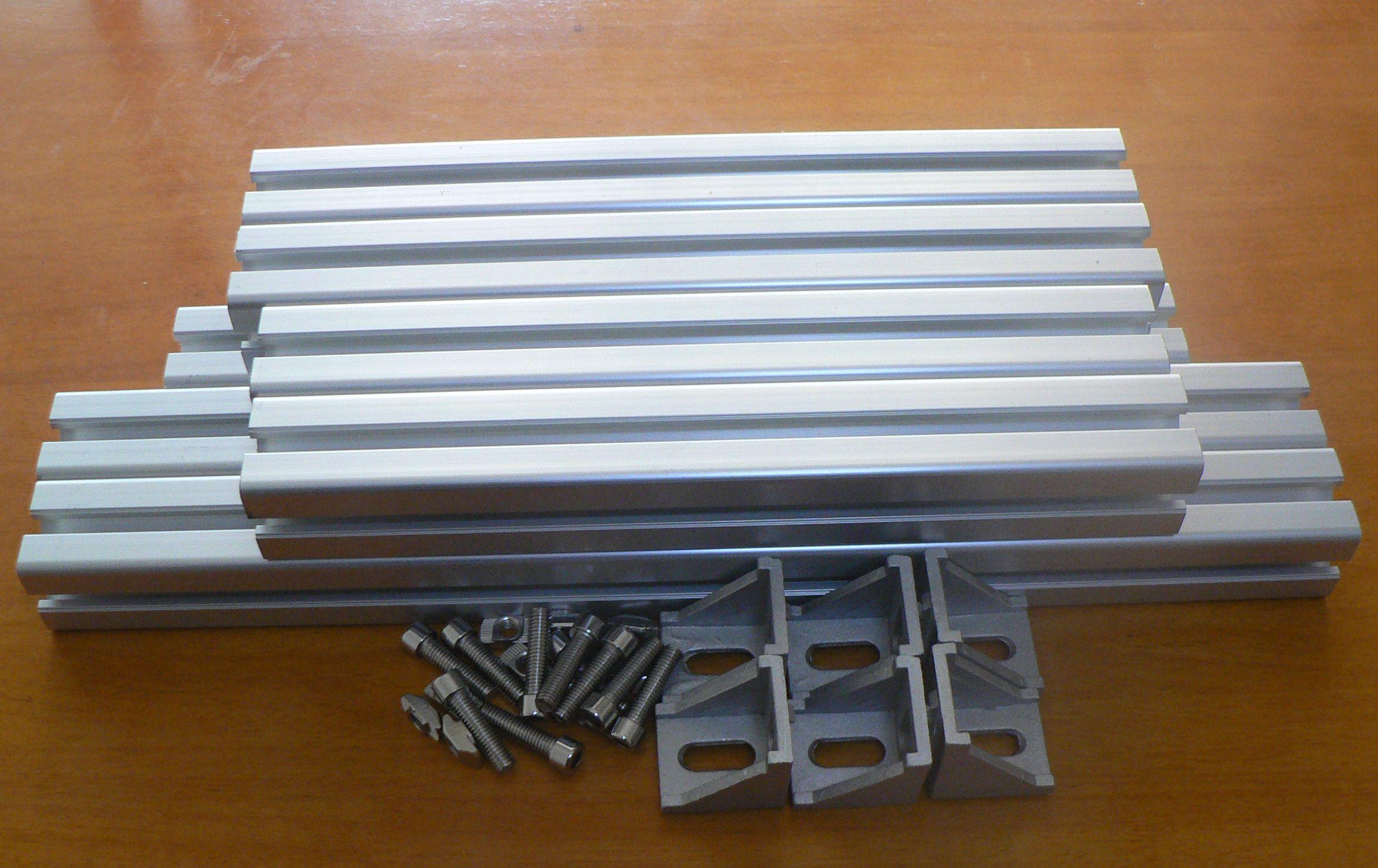 dlp 3d printer parts form1 dlp 3d printer aluminum alloy frame