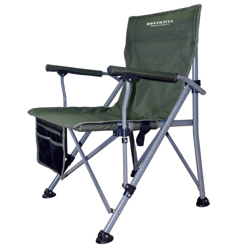 Outdoor Camping Chair travelling outdoor folding porable steel camp metal for the office