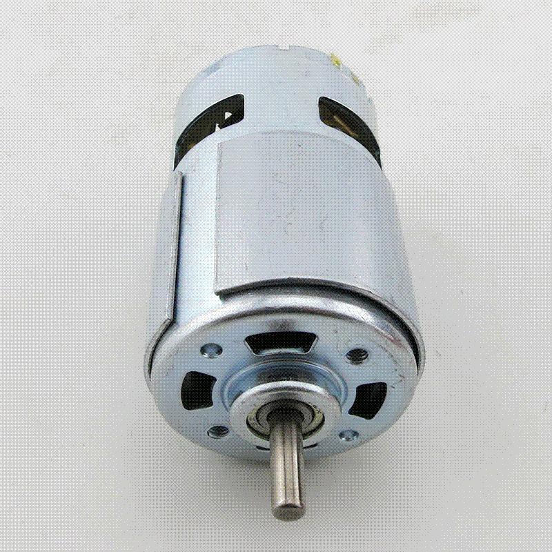 Wholesale 775 dc motor high speed high torque 12v 15600rpm for High speed high torque electric motor