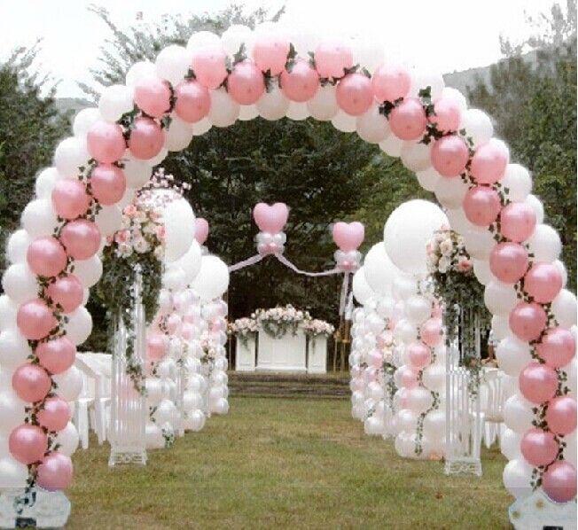 Wedding layout props balloon arch folding arch frame wedding decorations ireland affordable