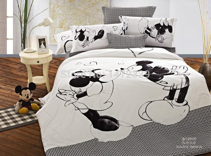 2015 Top Queen Size Mickey Mouse Bedding,Minnie Mouse Bedding Sets ...