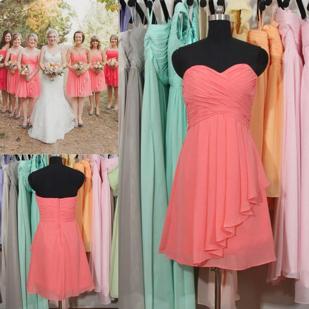 Palm beach coral junior bridesmaid dresses junoir for Wedding dresses palm beach