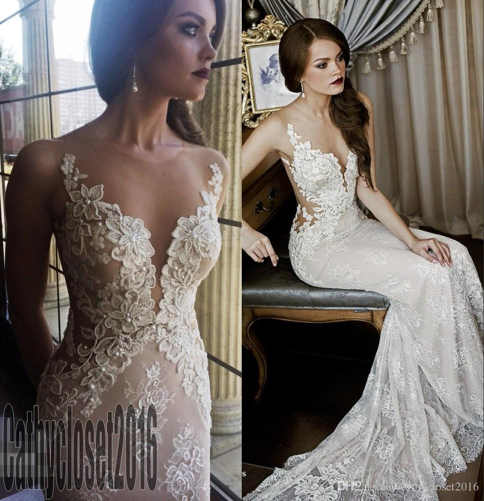 Sexy Lace Wedding Dresses