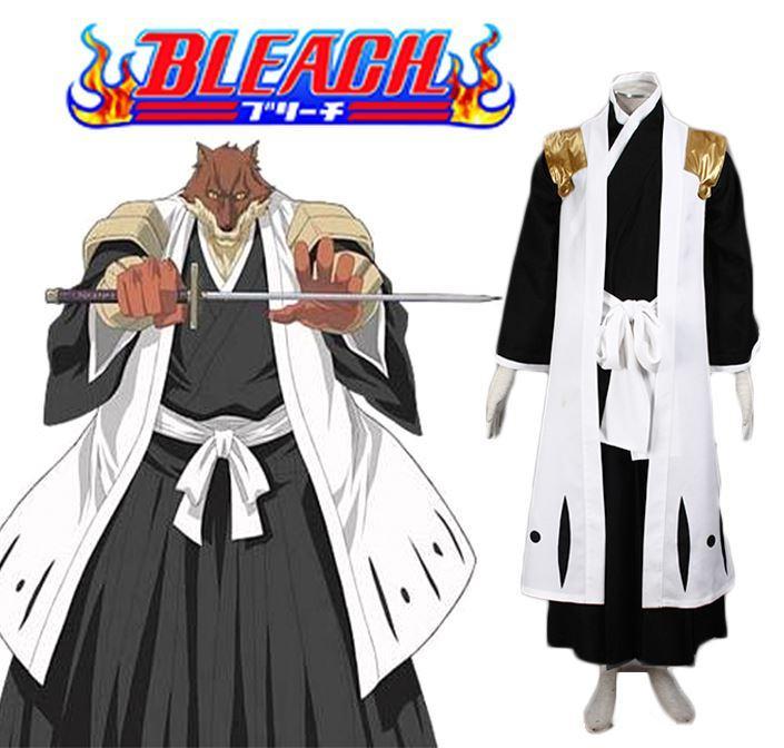 2017 Bleach Gotei Thirteen Komamura Sajin Captain Of The