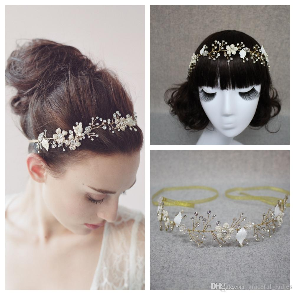 Hair accessories wedding cheap - No Fade Crystal Bridal Headpiece Tiaras Hair Accessories Rhinestone Tiaras For Wedding Jewelry Bridal Accessories Headpiece For Brides Bridal Accessories