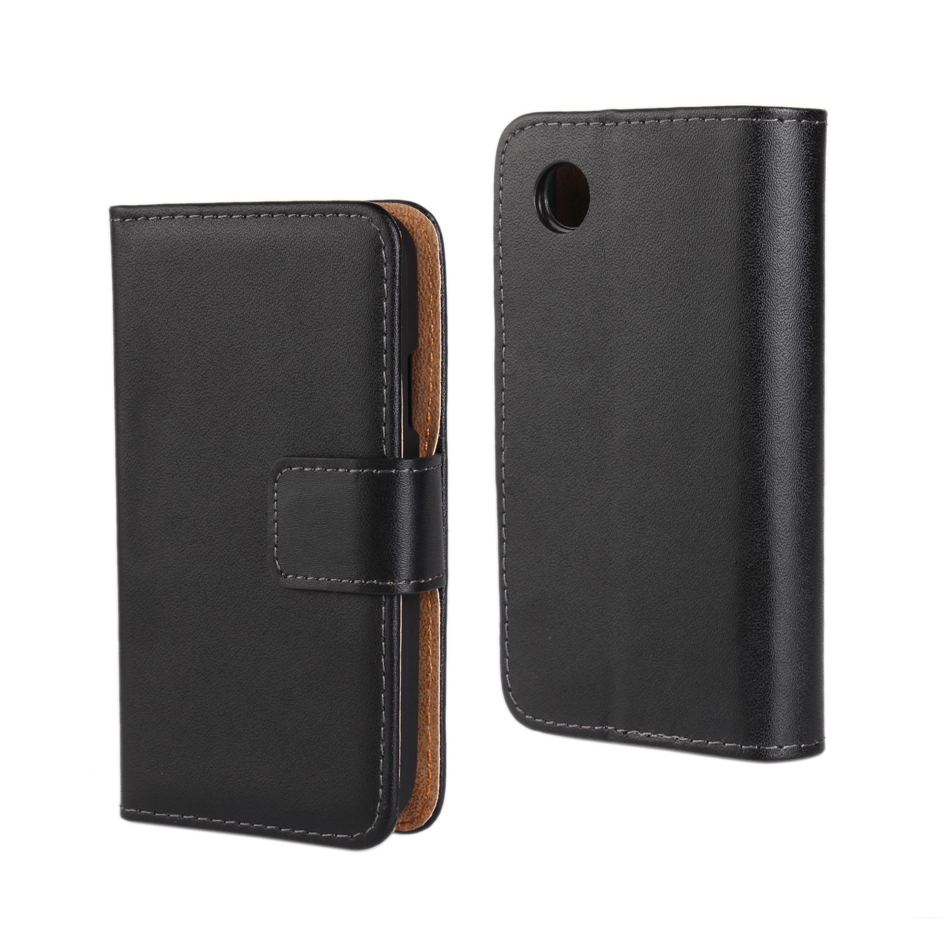 lumia 730 lg l40 lg l80 book stand wallet genuine leather case