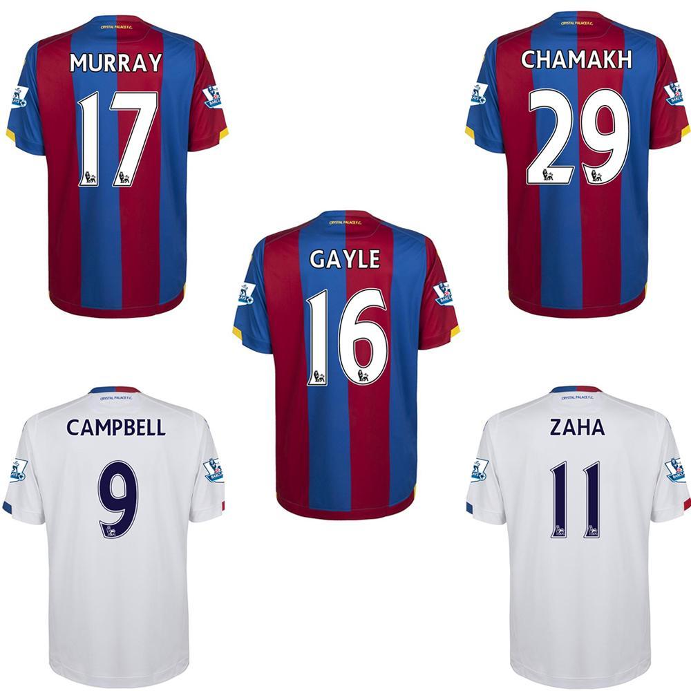 Palace Soccer Jerseys  Crystal Palace Football Shirt Top Thailand