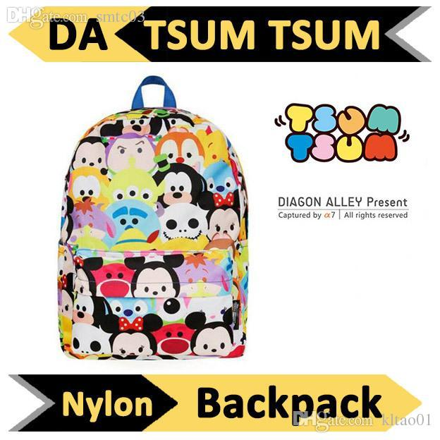 Wholesale Charm In Hands! 201 Hot Sold Backpacks Tsum Tsum ...