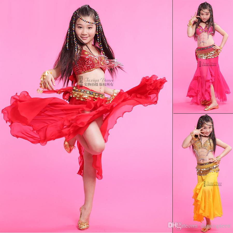 dance costumes best dq2013 belly dancing children belly dance costume