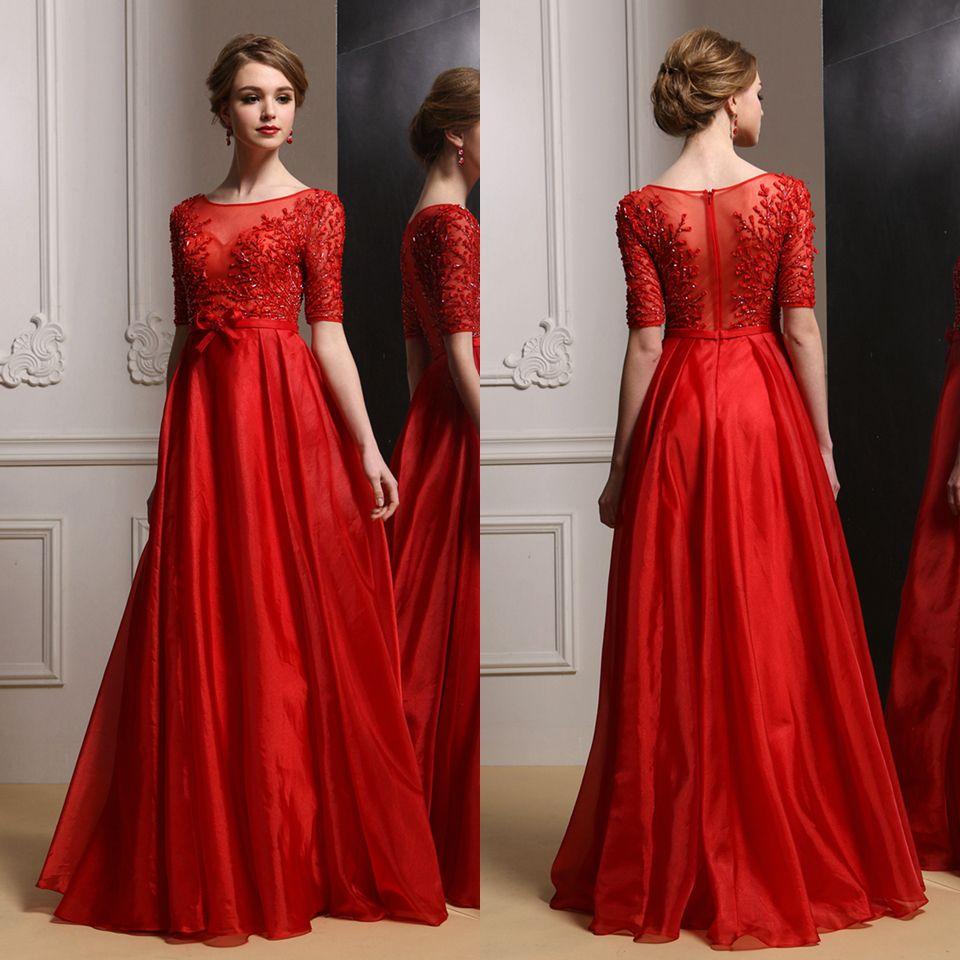 Misses Red Dresses