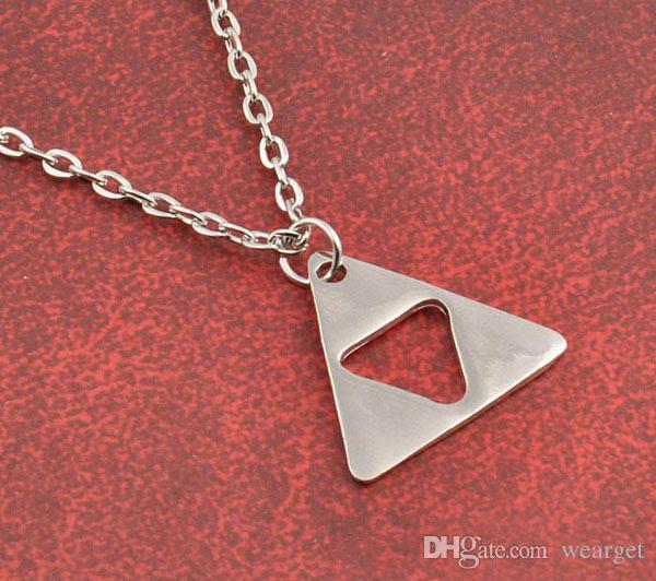 Triforce Necklace Pendant Triforce Pendant Necklace