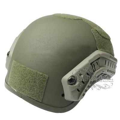 Helmet Side Rails Side Cover For Helmet 1pc