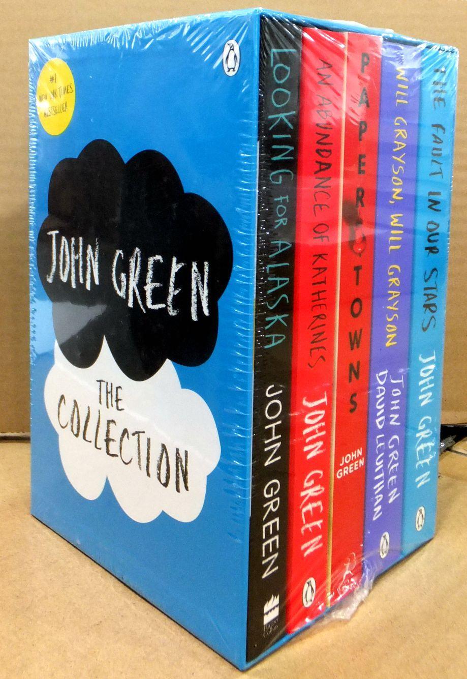 Resultado de imagem para john green books