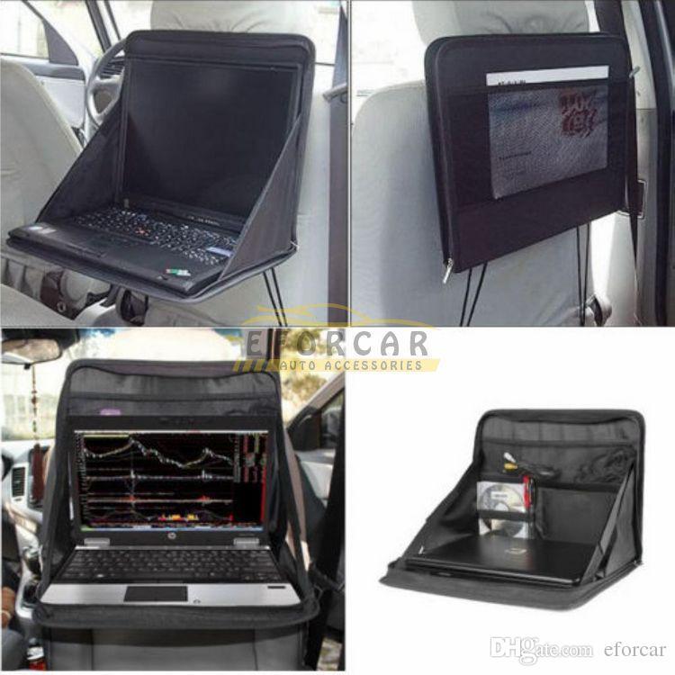 2017 portable car seat mount tray laptop table notebook desk food drink cup holder from eforcar. Black Bedroom Furniture Sets. Home Design Ideas