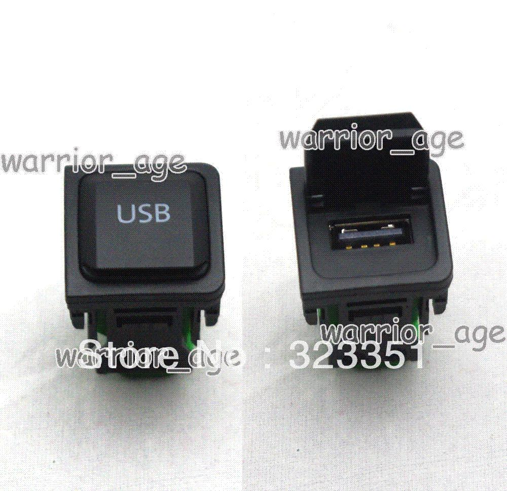 vw factory original oem usb switch   cable fit for rcd510