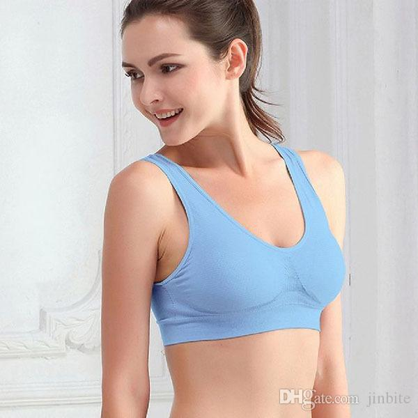 2017 High Quality Woman Sports Bra Very Comfortable Exercise Top ...
