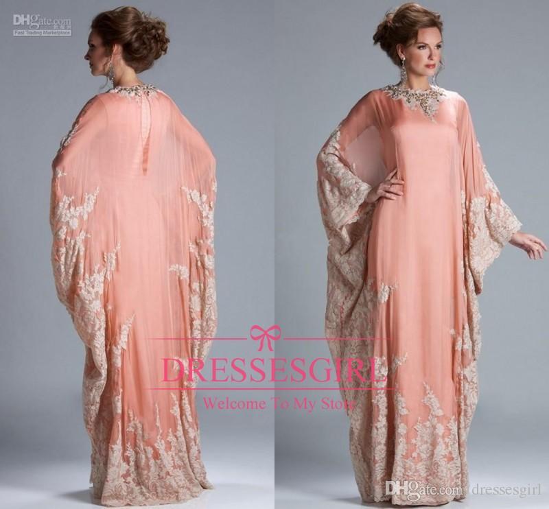 Formal Dresses Arabic Dubai Kaftan 2015 Mother Of Bride Groom Dress