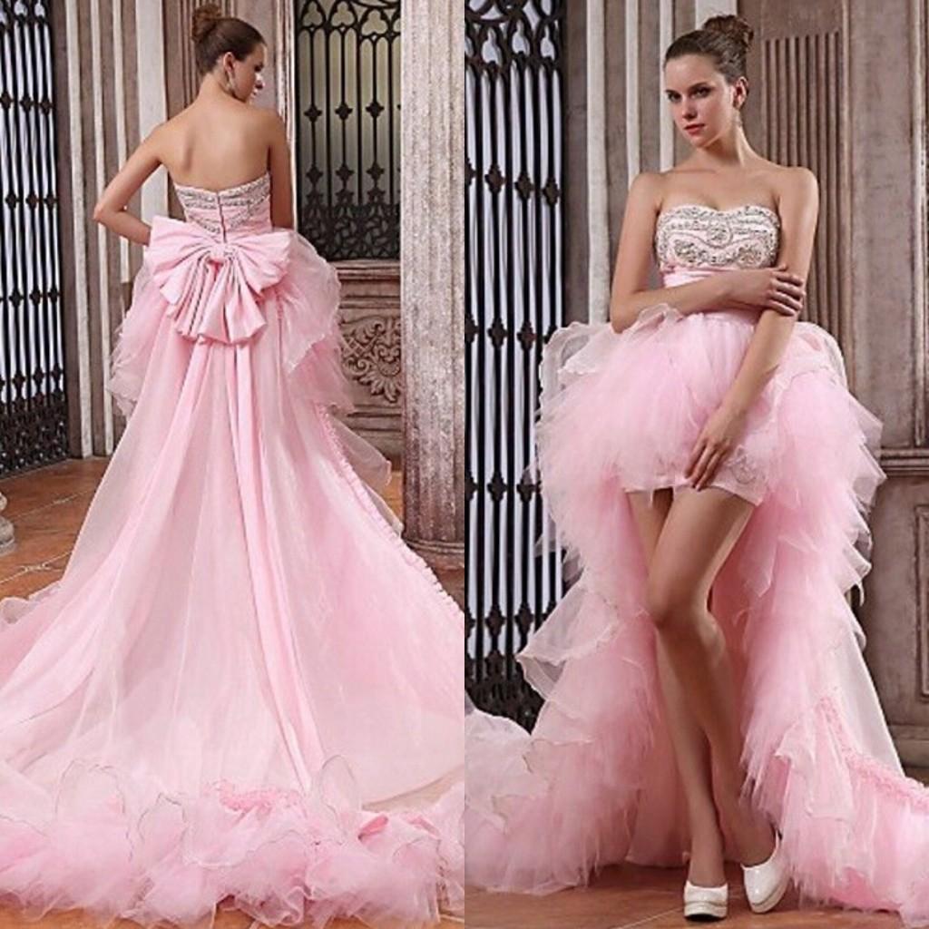 Exotic Wedding Dresses Color