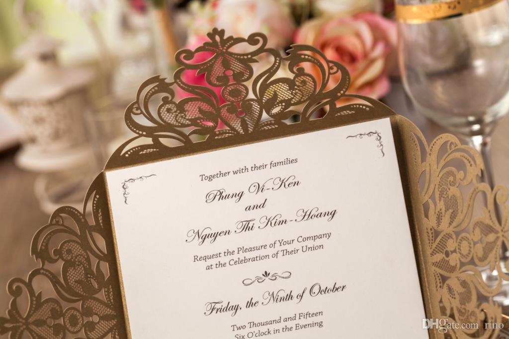 carte de visite personnalise dinvitation de mariage cartes dinvitation invitation de mariage - Carte D Invitation Mariage En Arabe