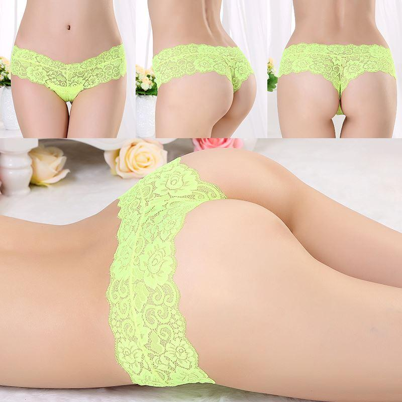 2017 Us Stock To Usa Cheekies Panties Brand Design Girls Seamless ...