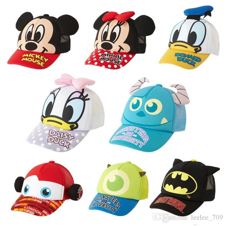 2015 New Arrival Baby Kids Minnie Mickey Donald Duck Daisy