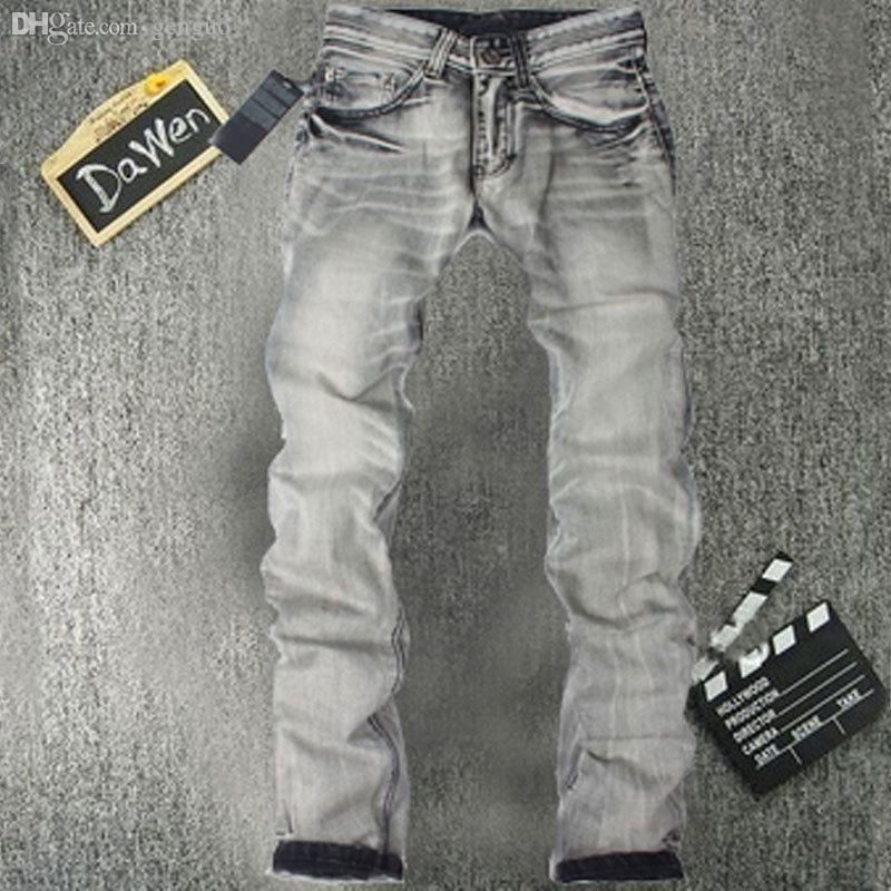 2017 Wholesale Italian Milano Designer Mens Jeans High