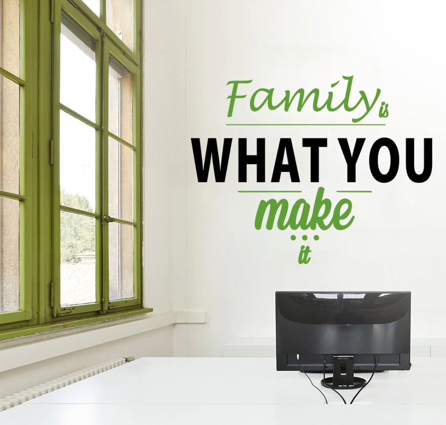 Removable Family Is What You