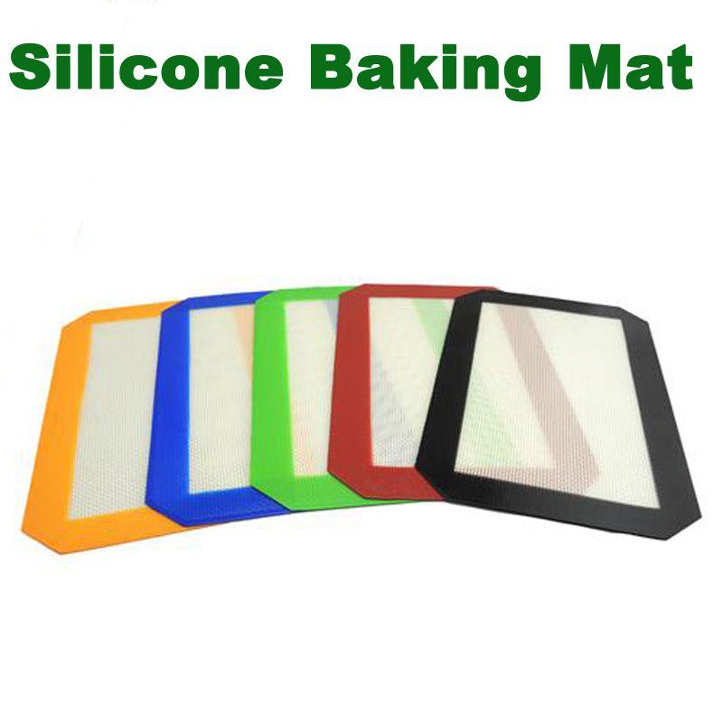 2018 100 Food Grade Silicon Baking Mat Dough Roller Pad
