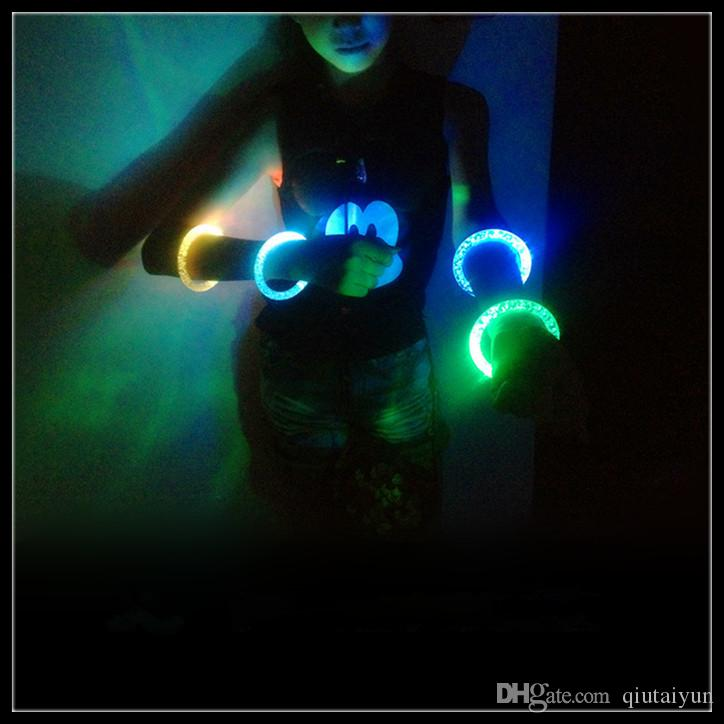 New Glow Stick Fluorescent Bracelets For Concert Led Light ...