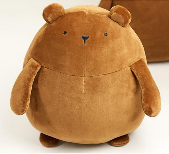 How To Make Stuffed Animal Pillows : Potato Bear Plush Toy Stuffed Toy Throw Pillow Potato Bear Plush Toy Stuffed Toy Throw Pillow ...