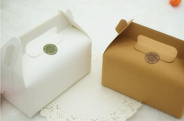 Large Wedding Cake Favor Boxes