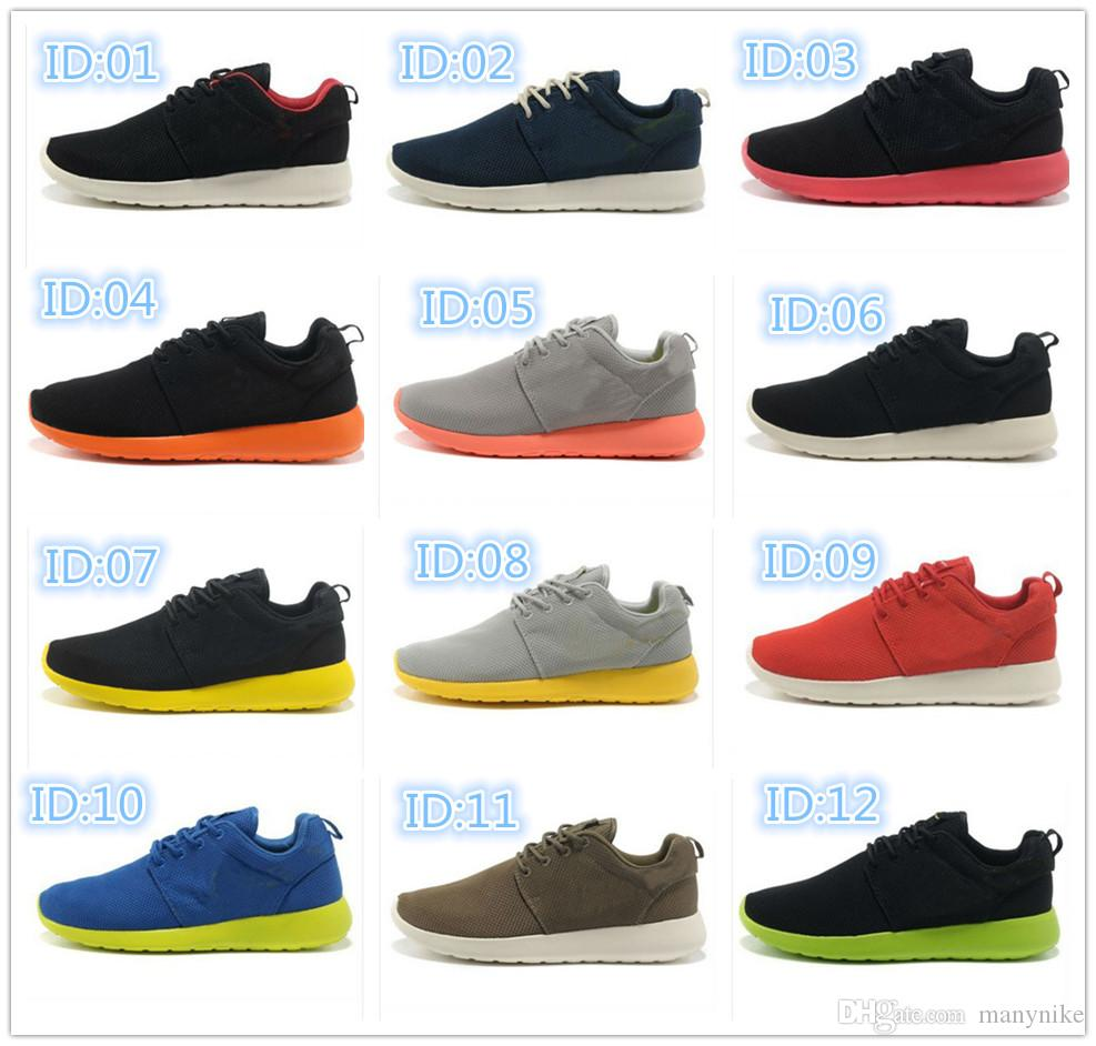 TOP QUALITY CHEAP Roshe Run Brand Men/women Running Shoes 13 Kinds ...