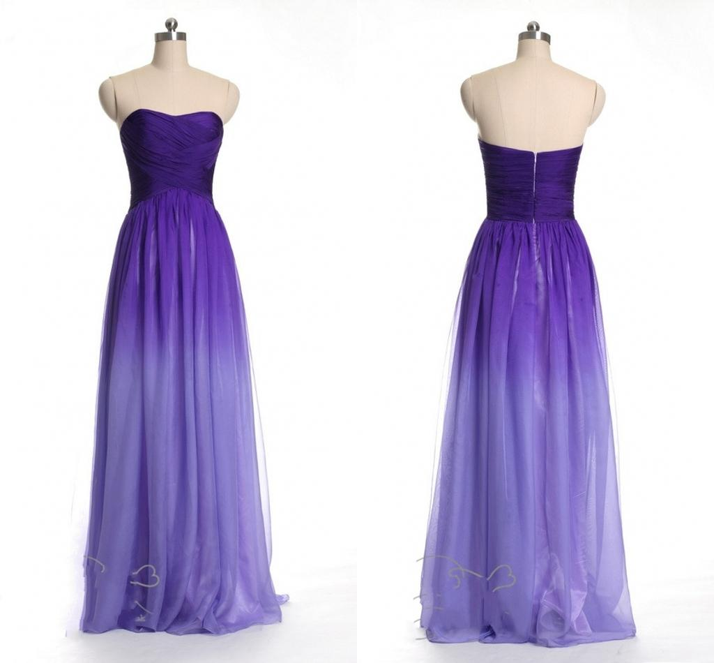 Ombre Bridesmaid Dresses Online - Wedding Guest Dresses