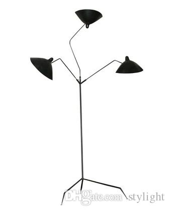design classic lighting. Online Cheap Serge Mouille Pole Floor Lamp Modern Design Lighting Classic T