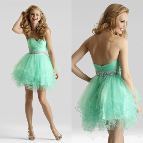 Party dress for juniors homecoming dresses white orange homecoming