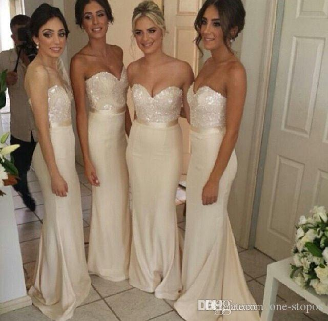 Discount Maternity Wedding Dresses 63 Ideal Cheap champagne gold bridesmaid