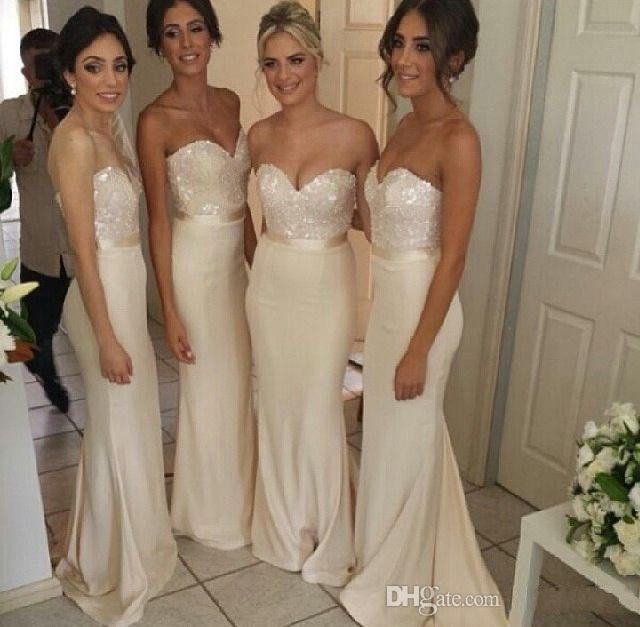 Wedding Dresses Champagne Colour 78 Fancy Cheap champagne gold bridesmaid