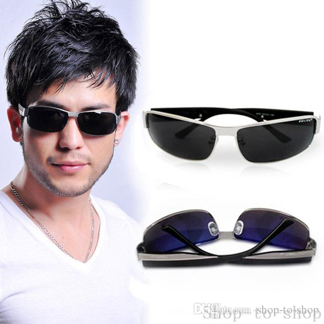 sunglasses for men sports  2016 Classic 8485 Driving Glasses Upgraded Design Men Sports ...