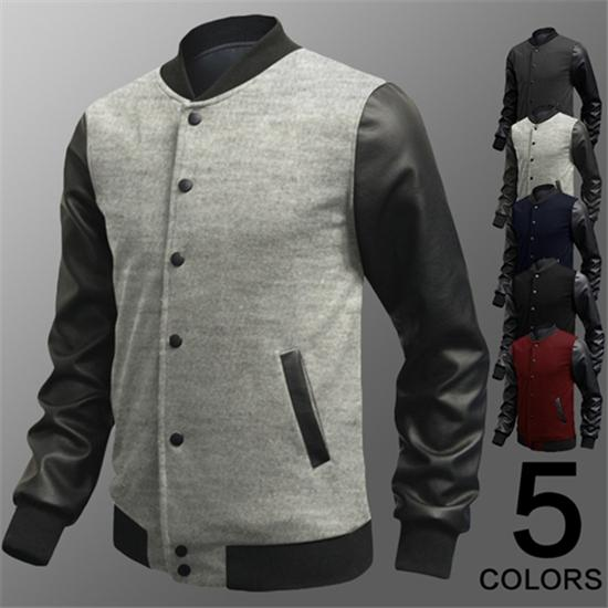 Jackets for Men Baseball Jackets New Arrival Designer Fashion ...